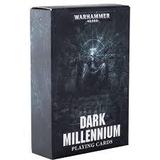 Dark Millenium Playing Cards