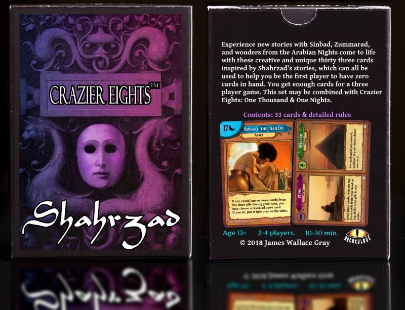 Crazier Eights Shahrzad