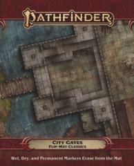 Pathfinder Flip-Mat: City Gates Classics