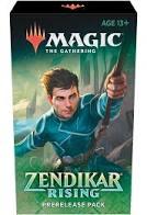 Zendikar Rising Prerelease Pack + 2 Zendikar Rising Prize Boosters