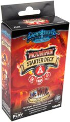Lightseekers Tcg: Starter Decks - Mountain