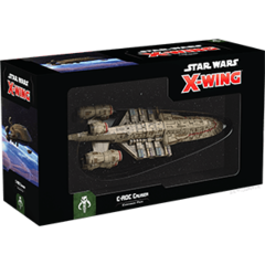 Star Wars X-Wing - 2nd Edition - C-ROC Cruiser Expansion Pack