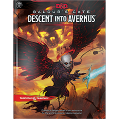 Dungeon and Dragons Rpg: Balder's Gate - Descent into Avernus
