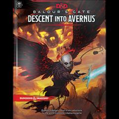Dungeon and Dragons Rpg: Balder's Gate - Descent into Avernus