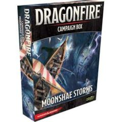 Dragonfire Campaign Box Moonshae Storms