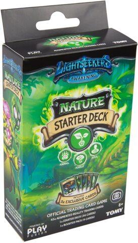 Lightseekers Tcg: Starter Decks - Nature