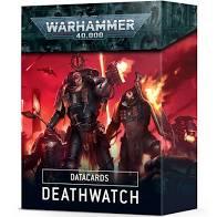 Datacards: Deathwatch (9th)