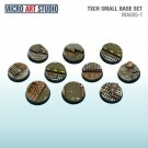 Tech Small Base Set 10x 30mm