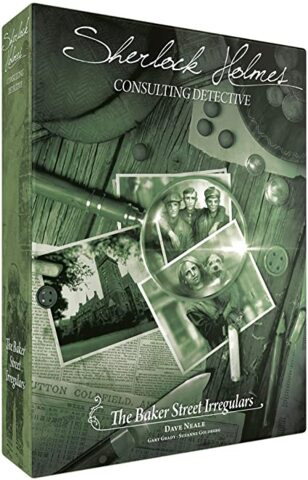 Sherlock Holmes: Consulting Detective - The Baker Street Irregulars