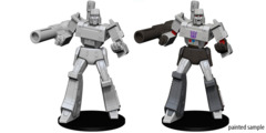 Transformers Deep Cuts: Megatron