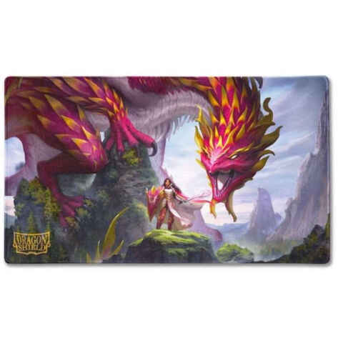 Dragon Shields Playmat Pink Diamond