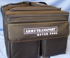 Armytransport Motor Pool