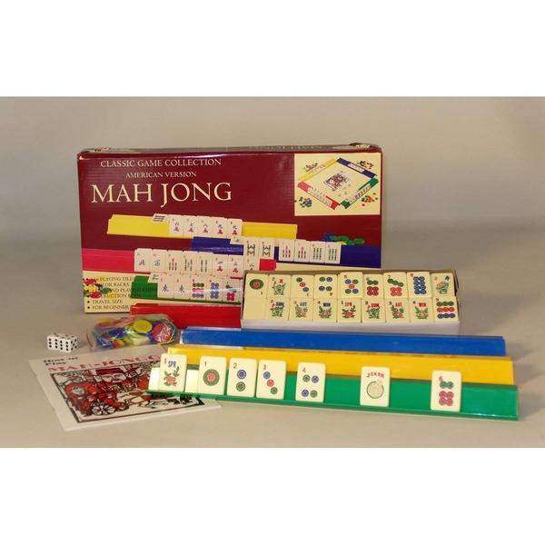 Mah Jongg American Beginner