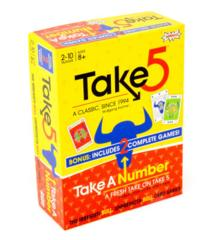 Take 5 And Take A Number Bonus Pack