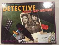 Detective: Smoke and Mirrors