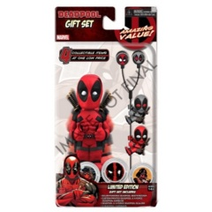 Marvel - Deadpool Limited Edition Gift Set Scalers & Earbugs
