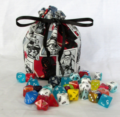 Large Star Wars Dice Bag