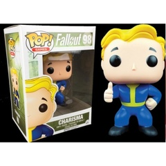 Funko POP! Games - Fallout Charisma Vault Boy Vinyl Figure 10cm limited