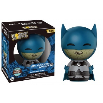 Funko Dorbz Speciality Month 4 - DC Comics Blackest Night BATMAN Vinyl Figure 8cm Exclusive one-run-edition!