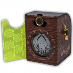 Wooden Deck Case - Cthulhu