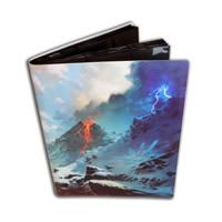 9 Pocket Flexible Album - Mountains