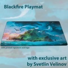 Playmat - Svetlin Velinov Edition Island - Ultrafine 2mm