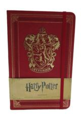 Harry Potter Hardcover Ruled Journal Gryffindor