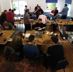Warhammer Tournament