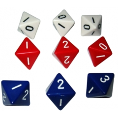Ubiquity Dice Set
