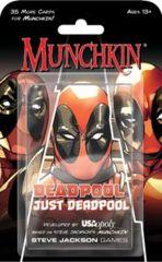 Munchkin: Deadpool – Just Deadpool