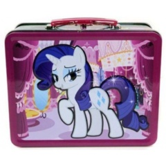 My Little Pony - Rarity Collector's Tin / Lunchbox