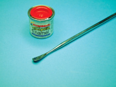 Paint Stirring Tool