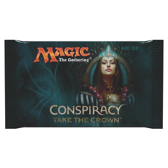 Conspiracy: Take the Crown Booster Pack - English