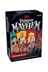 Dungeon Mayhem; Dungeons & Dragons Card Game