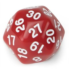 Dice - 30 Sided