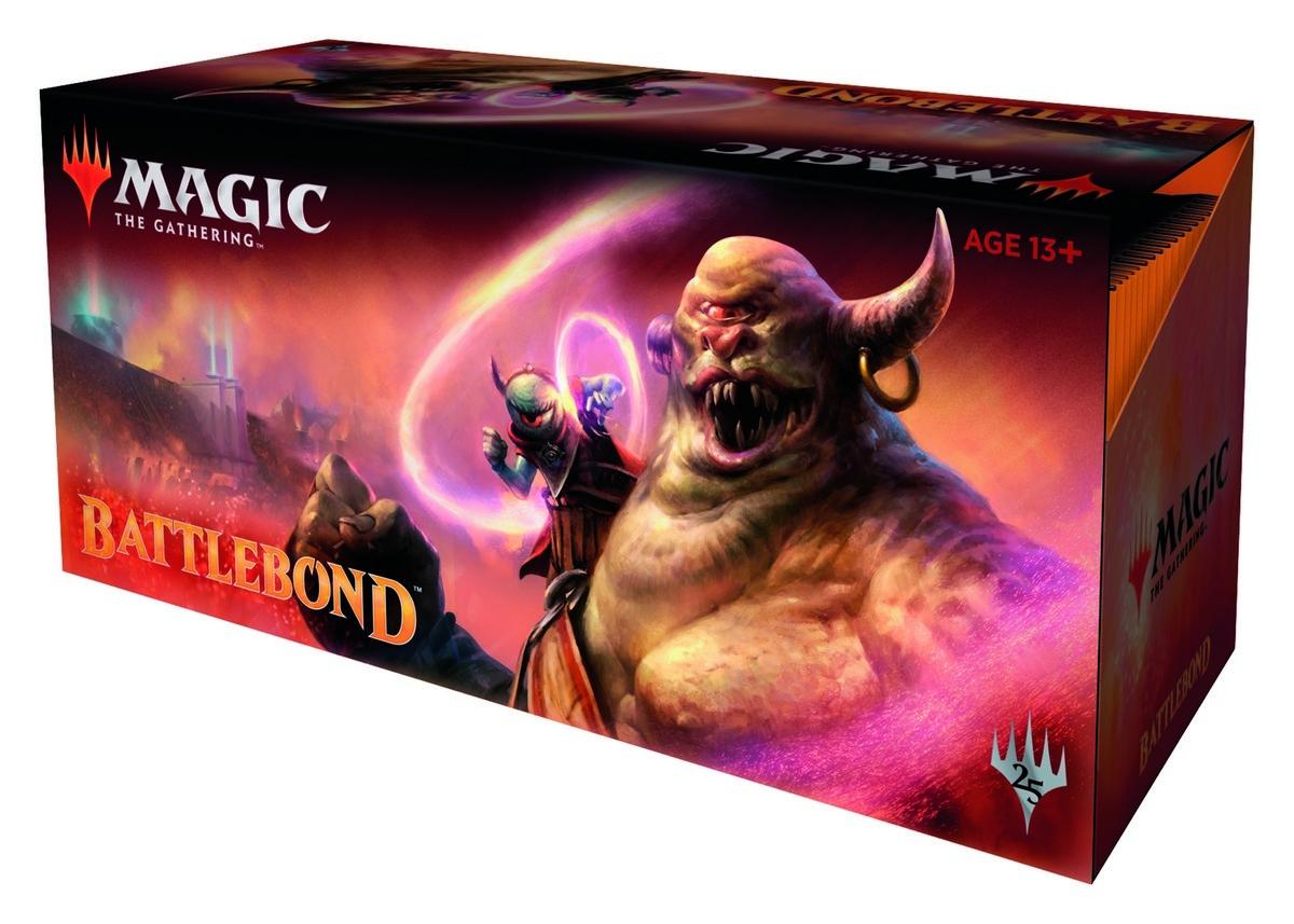 mtg booster box battlebond magic the gathering mtg sealed