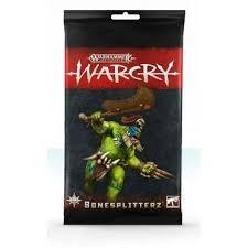 Warcry Cards: Bonesplitterz