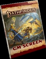 Pathfinder 2E RPG: GM Screen