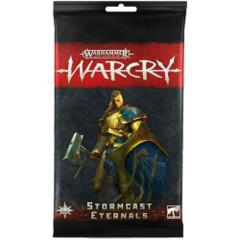 Warcry Cards: Stormcast Eternals