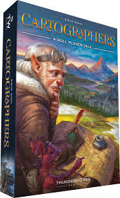 Cartographers: A Role Player Tale
