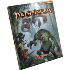 Pathfinder 2E RPG: Bestiary - Standard Edition