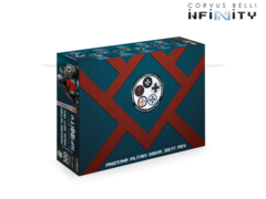 Infinity: PanOceania Military Orders 300pt Pack