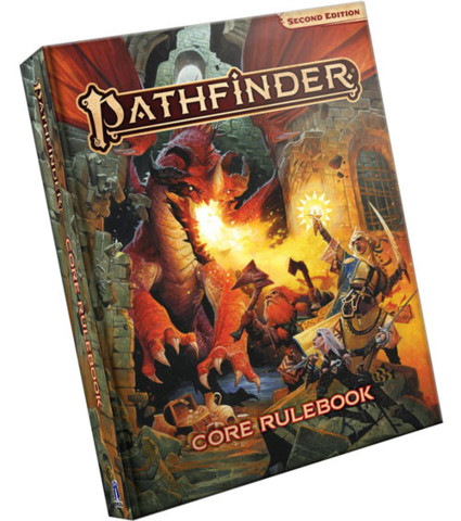Pathfinder 2E RPG: Core Rulebook - Standard Edition