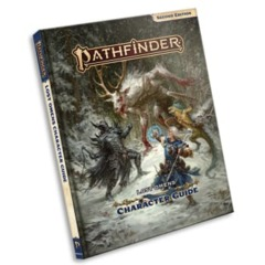 Pathfinder 2E RPG: Lost Omens Character Guide