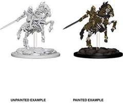 Pathfinder Battles Unpainted Minis - Skeleton Knight on Horse