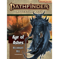 Pathfinder 2E RPG: Adventure Path - Hellknight Hill