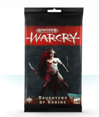 Warcry Cards: Daughters of Khaine