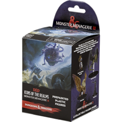 Icons of the Realms - Monster Menagerie II Booster Pack