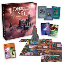 Forbidden Sky: Height of Danger
