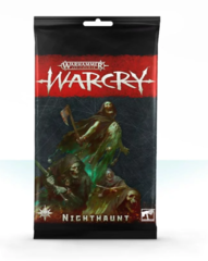 Warcry Cards: Nighthaunt
